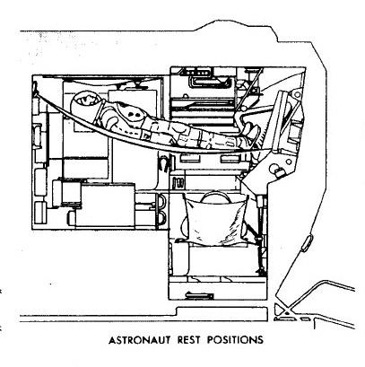 lunar module hammocks
