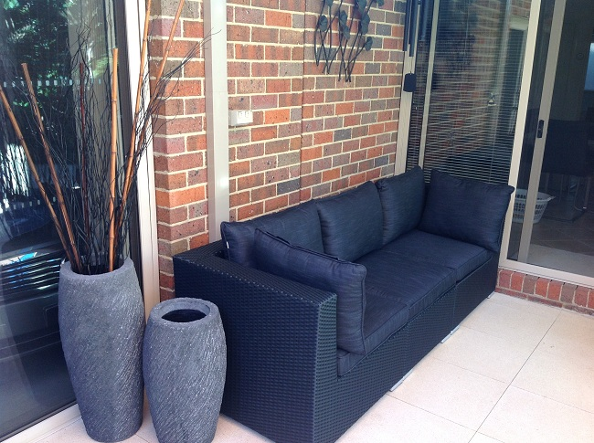 Sandra's Outdoor Living Area 1