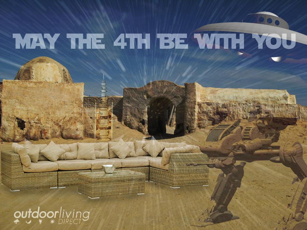 Star Wars 4th May
