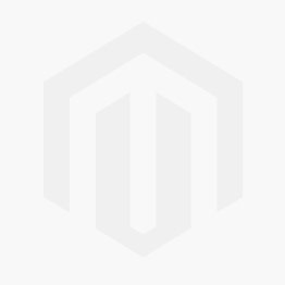 Dallas aluminium footstool white/alpha grey