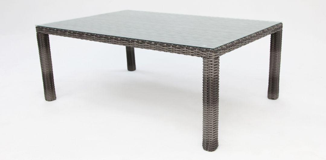 Amani 210cm dining table grey