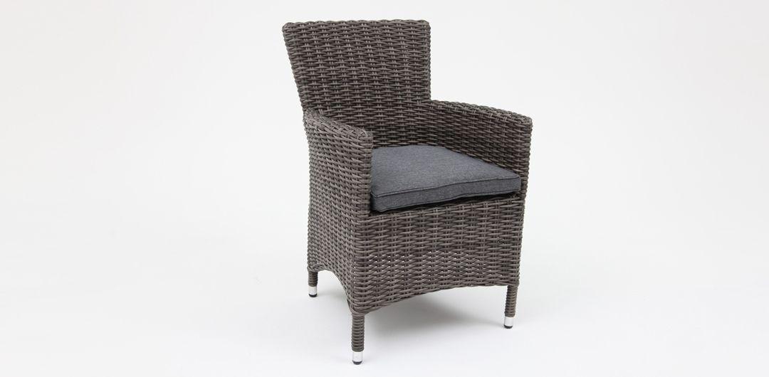 Amani dining chair grey/storm