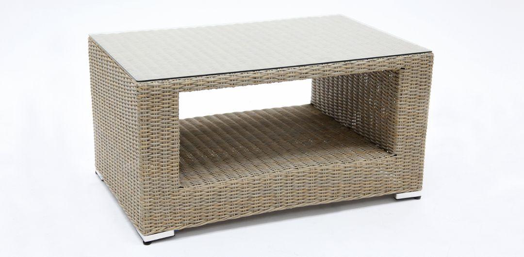 Amani coffee table driftwood