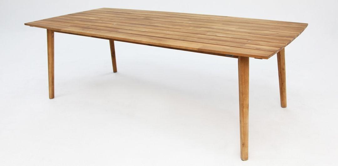 Copenhagen 240cm timber dining table