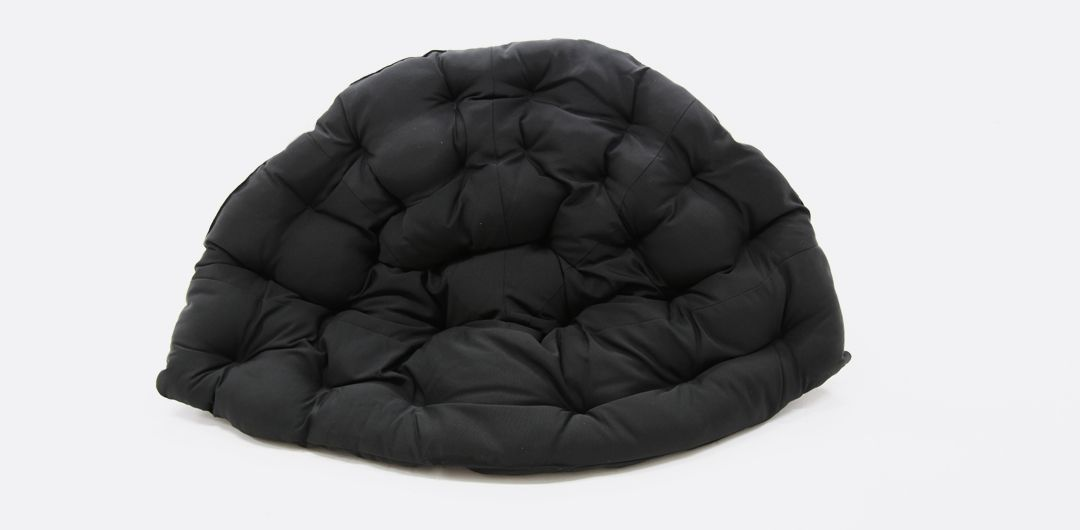 Kakadu Cushion Black