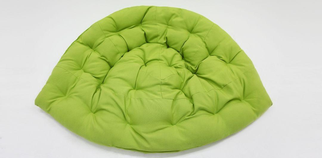 Kakadu Cushion Green