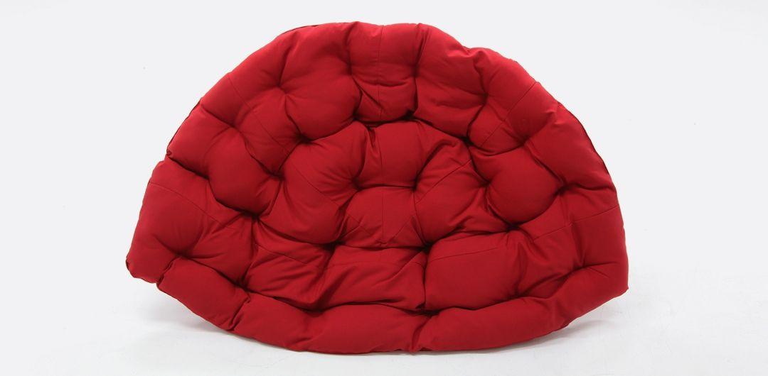 Kakadu Cushion Red