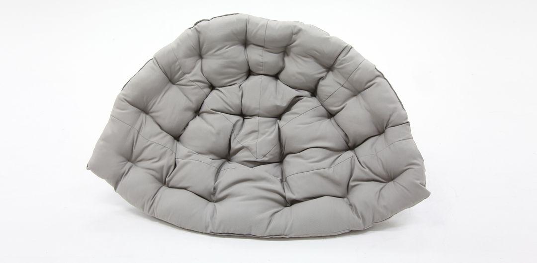 Kakadu Cushion Grey