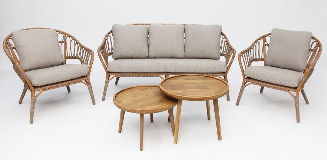 Marina 5pc sofa set