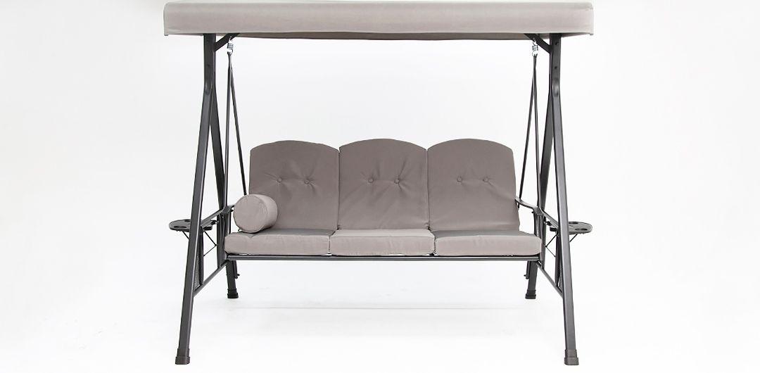 Montego swing chair Grey