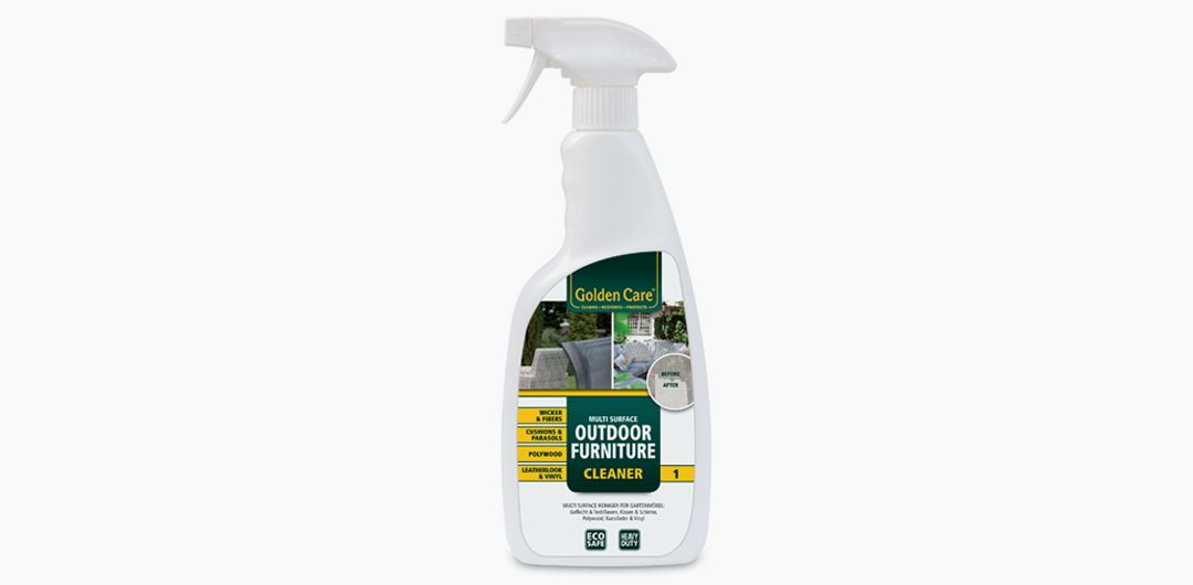 Golden Care multi surface outdoor furniture cleaner 750ml