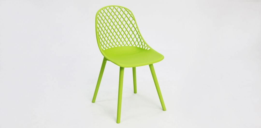 Persia dining chair lime
